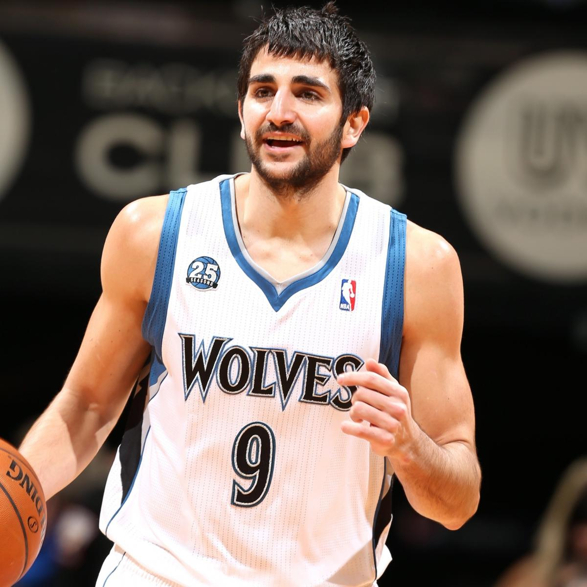 Should Minnesota Timberwolves Consider Trading Ricky Rubio?
