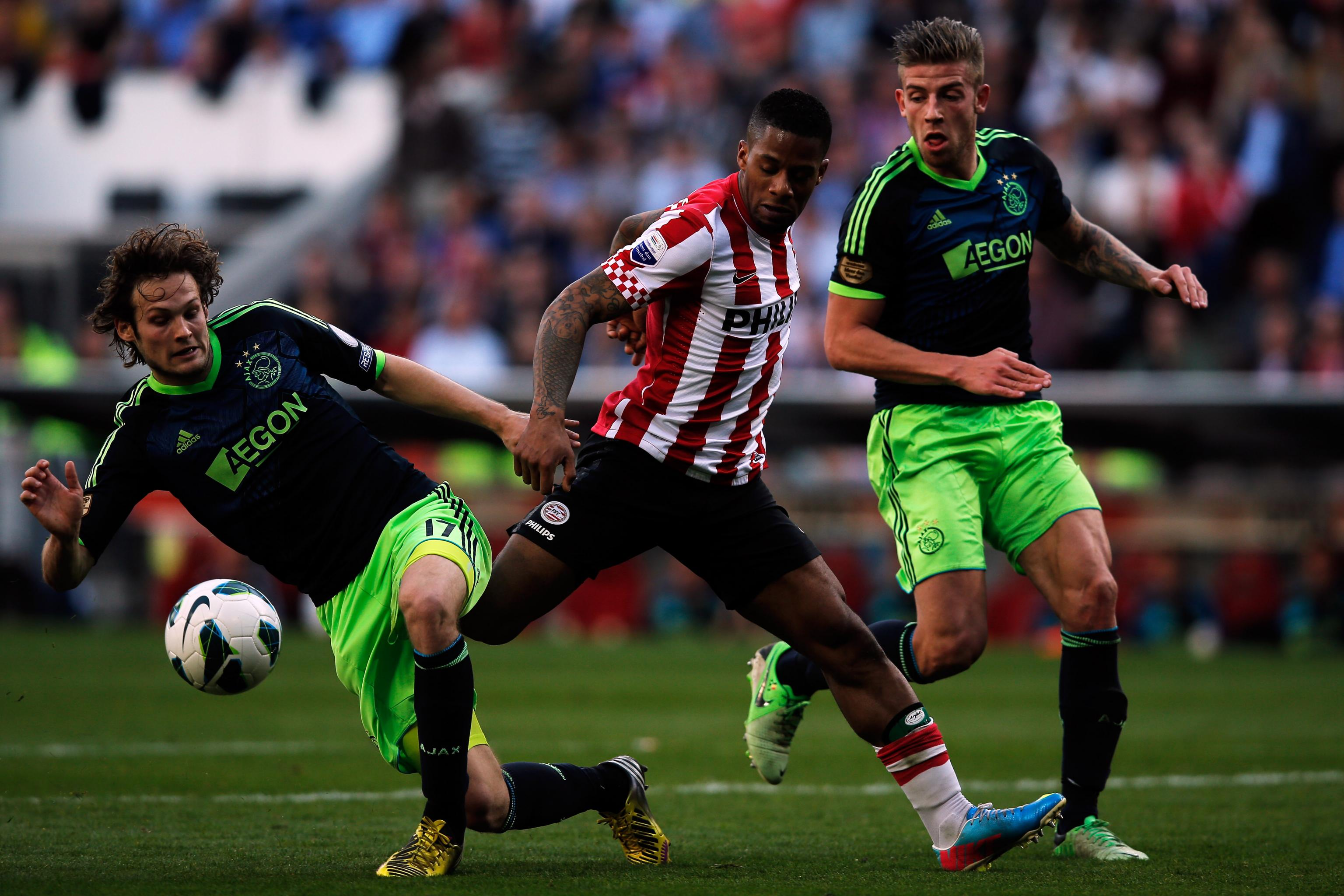 Ajax Vs Psv Eindhoven Date Time Live Stream Tv Info And Preview Bleacher Report Latest News Videos And Highlights