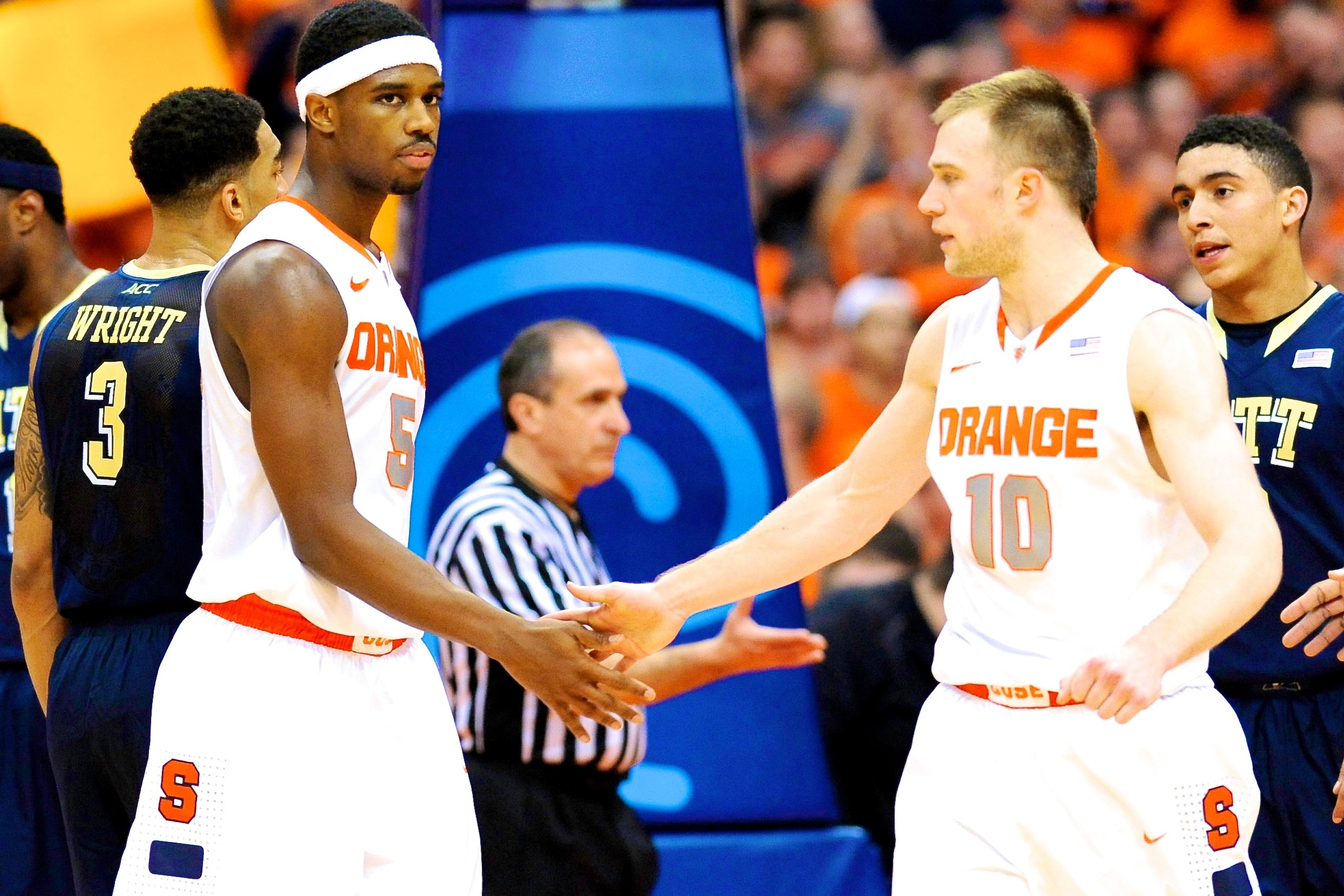 Syracuse Basketball Opportunistic Orange Have That