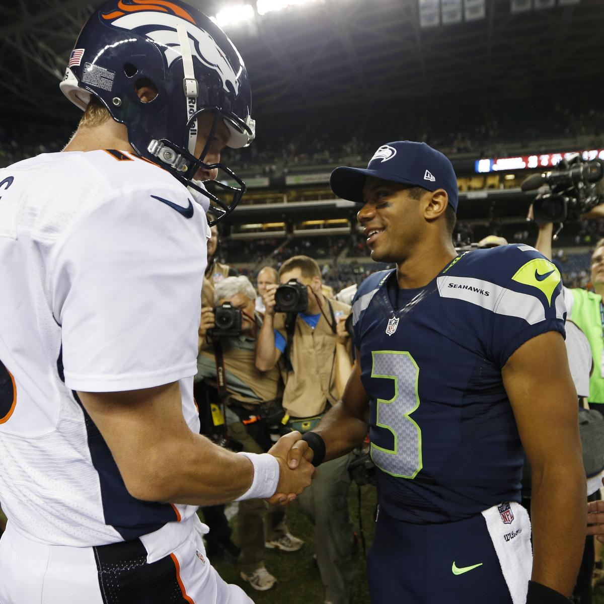Super Bowl 2014 Predictions: Projecting Stats for Stars in