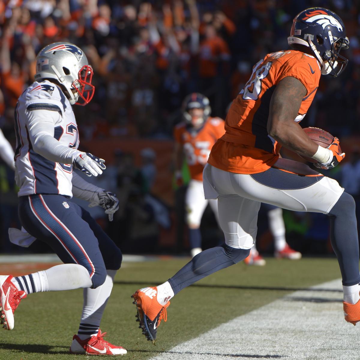 Denver News A Line: Denver Broncos: How Their Goal-Line Passing Won The AFC