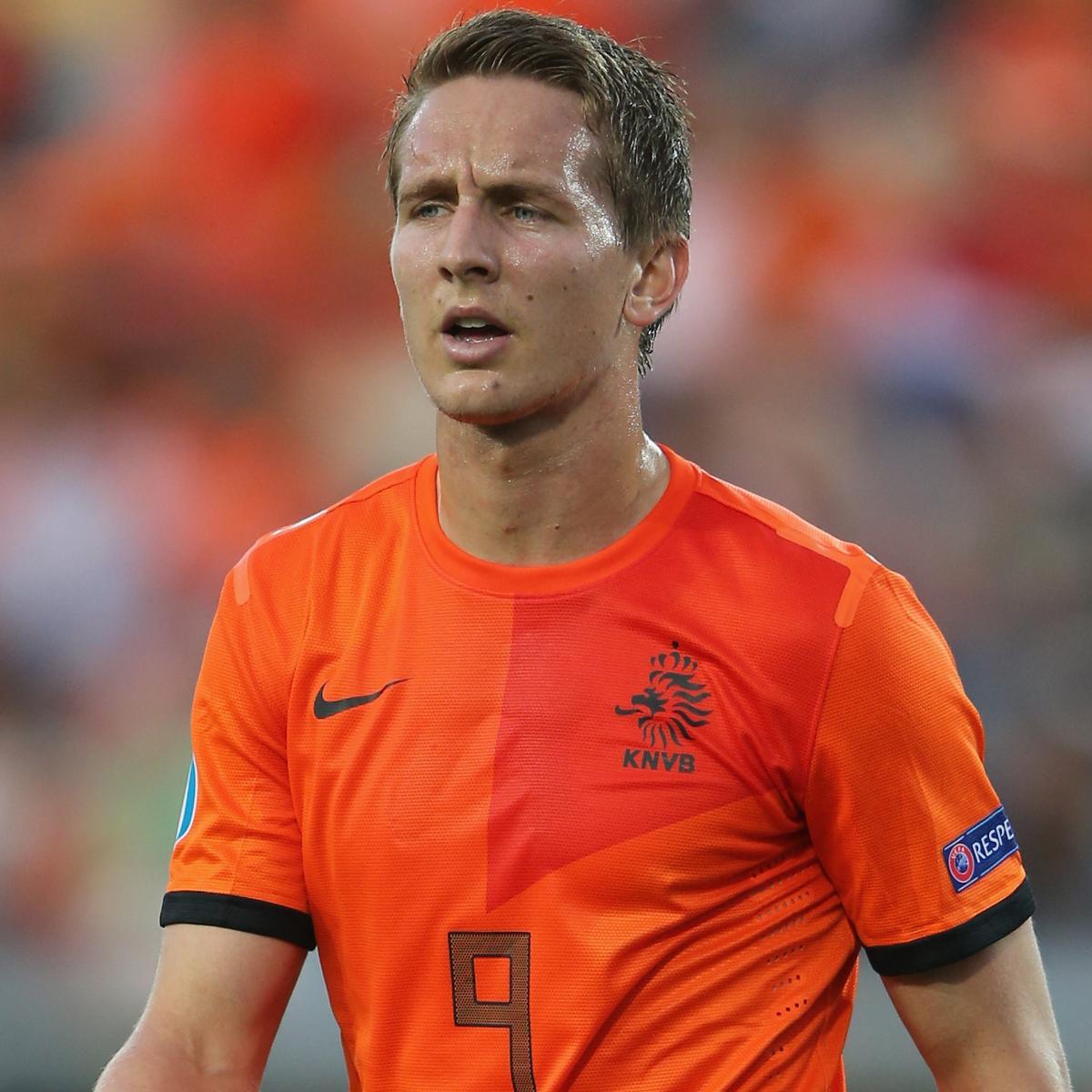 Newcastle Transfer News: Luuk De Jong Expected to Leave ...