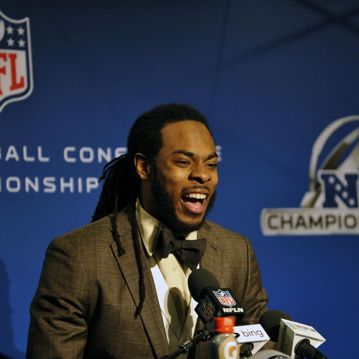 Richard Sherman Will Be The Catalyst For A Seattle