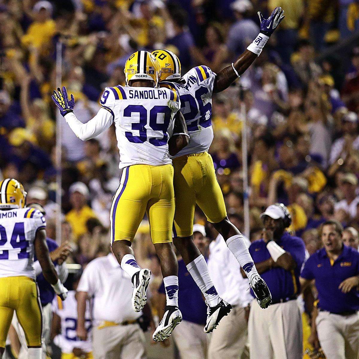 LSU Football: Tigers Confirm 4 Players Have Left the ...