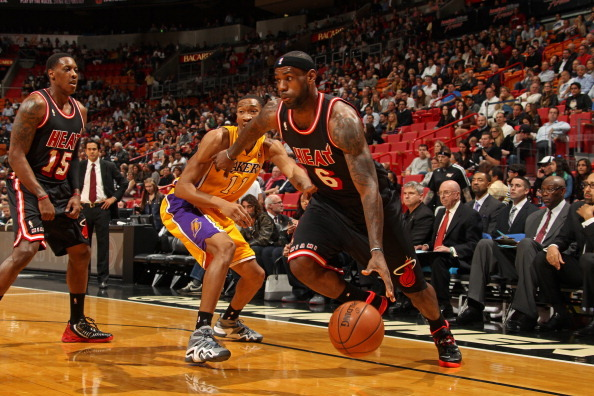Los Angeles Lakers Vs Miami Heat Postgame Grades And