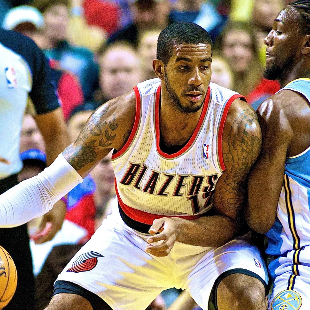 Denver Nuggets Vs. Portland Trail Blazers: Live Score And