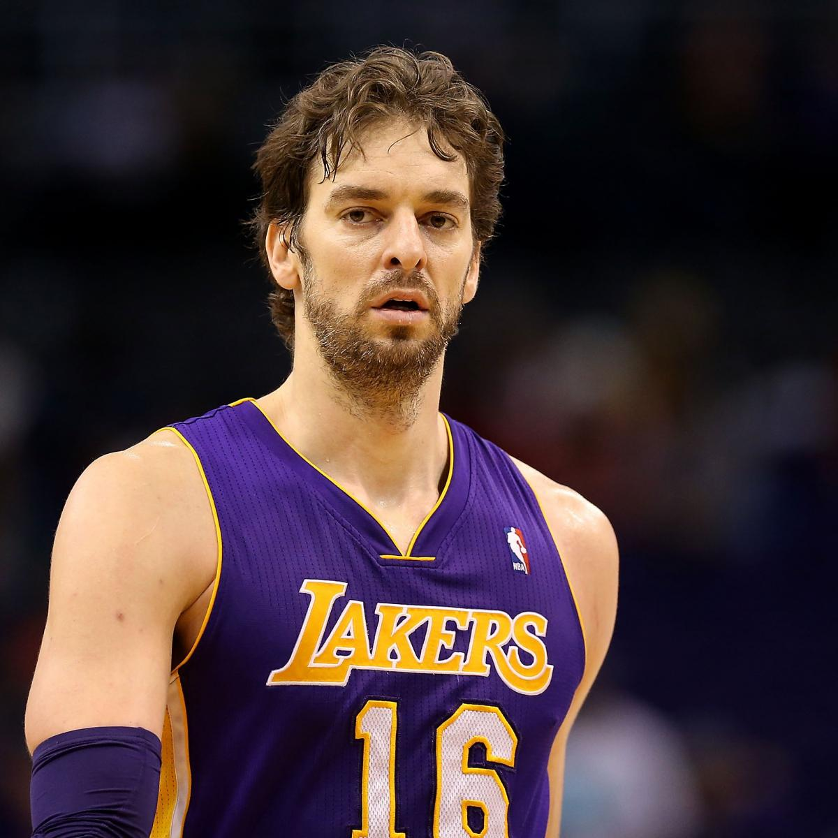 Lakers Rumors: Latest On Pau Gasol And Kobe Bryant's All