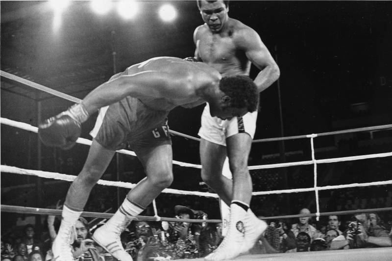 468af76bdbbb Muhammad Ali s Greatest Fight  George Foreman and the Rumble in the ...