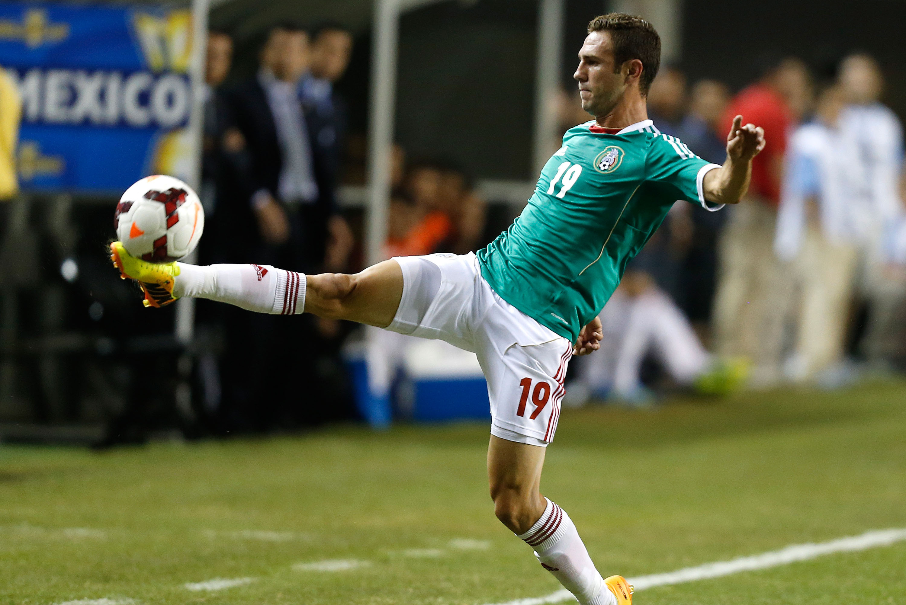 Why Miguel Layun Can Be Mexico S Surprise Package At The 2014 World Cup Bleacher Report Latest News Videos And Highlights