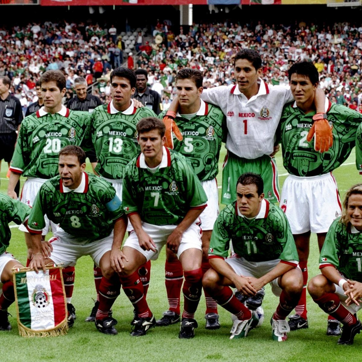 bf13fe61c Mexico s Best and Worst World Cup Jerseys