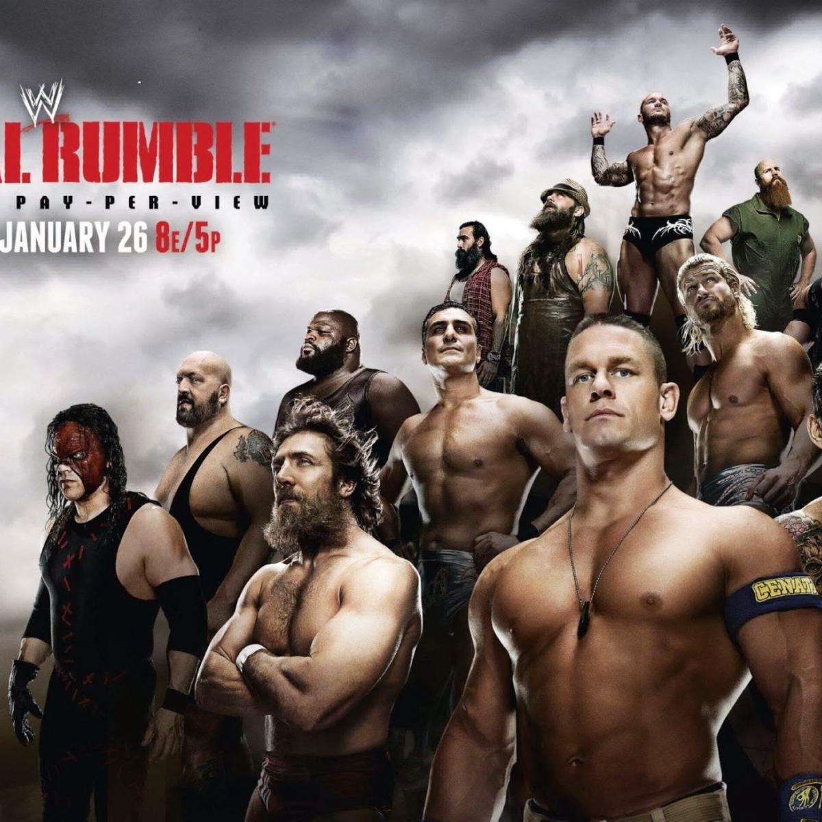 WWE Royal Rumble 2014 Review: Biggest Stars of the Night