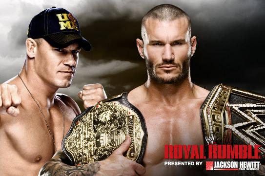 John Cena vs. Randy Orton Results: Highlights, Recap from Royal Rumble |  Bleacher Report | Latest News, Videos and Highlights