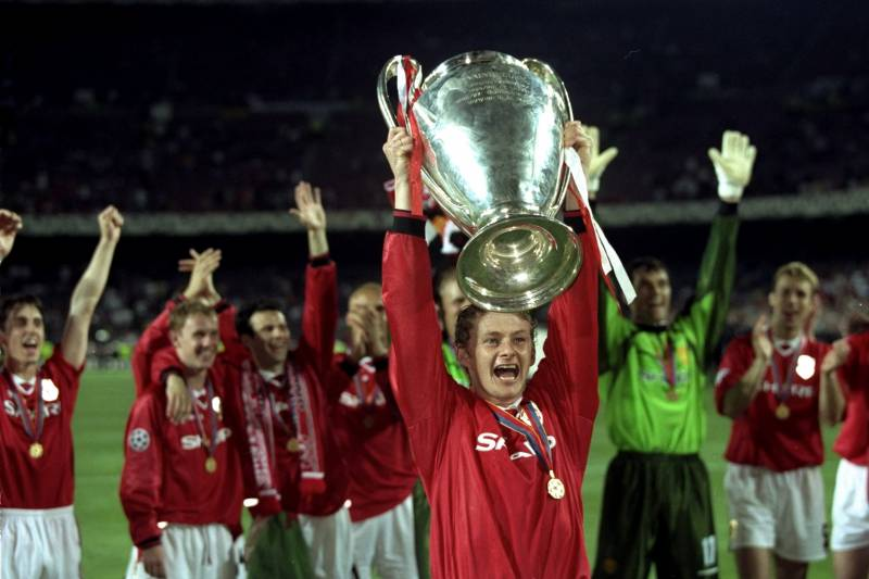 76a6e8465 Ole Gunnar Solskjaer s Top 5 Moments for Manchester United ...
