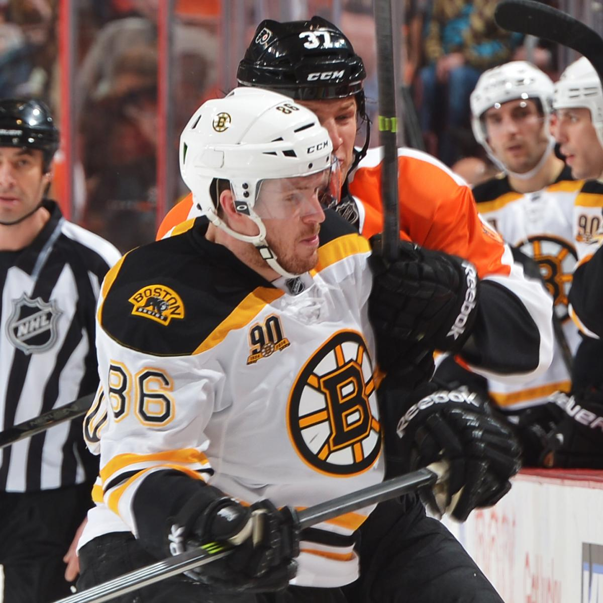 Kevan Miller Justifying Promotion and Contract Extension ...Bruins Bleacher Report