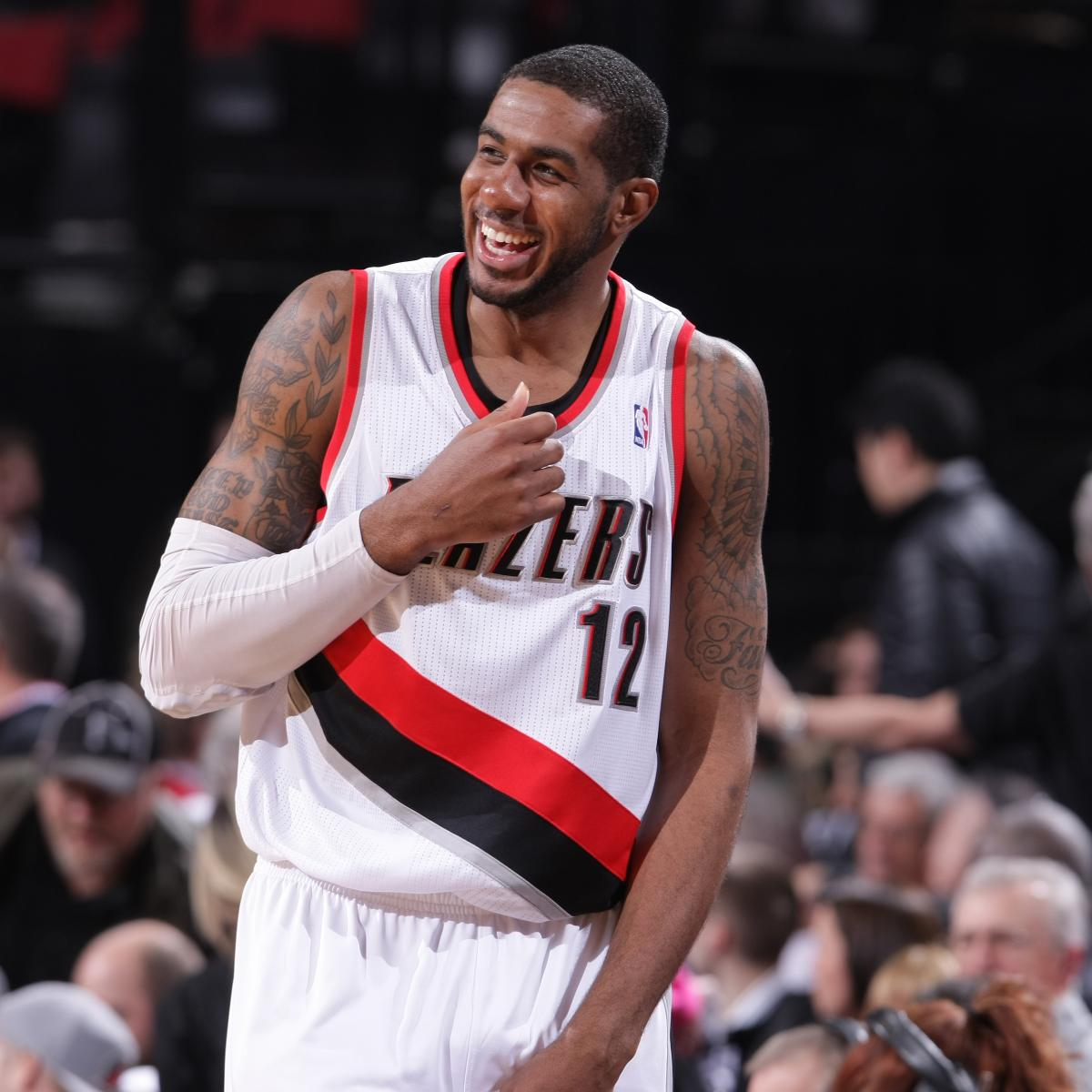 Portland Trail Blazers Roster 2014: Why LaMarcus Aldridge Has Been The Portland Trail Blazers