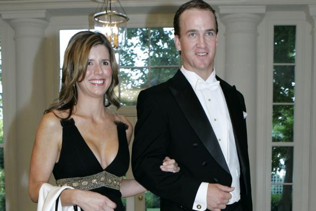 Peyton mannings wife ashley manning to thank for qbs broncos peyton mannings wife ashley manning to thank for qbs broncos success bleacher report latest news videos and highlights m4hsunfo