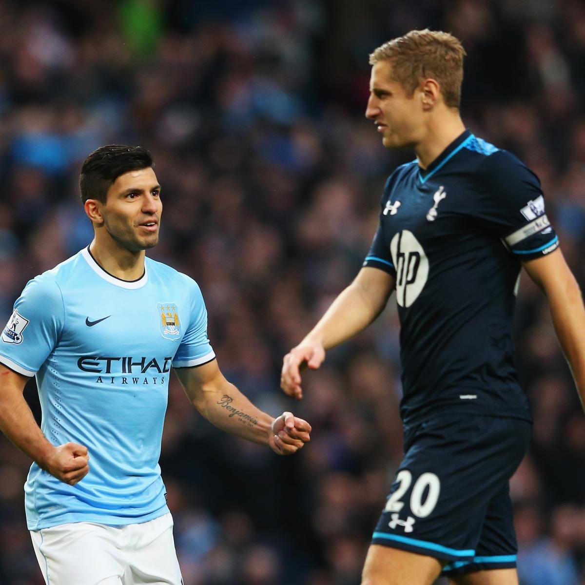 Tottenham Hotspur vs. Manchester City: 3 Key Tactical ...