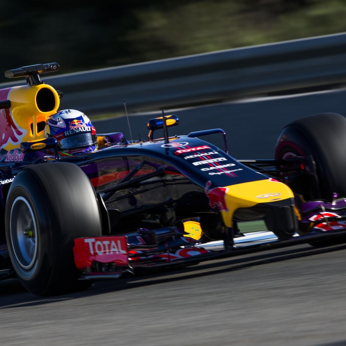 Renault Formula 1: Red Bull And Other Renault Teams Continue To Struggle At