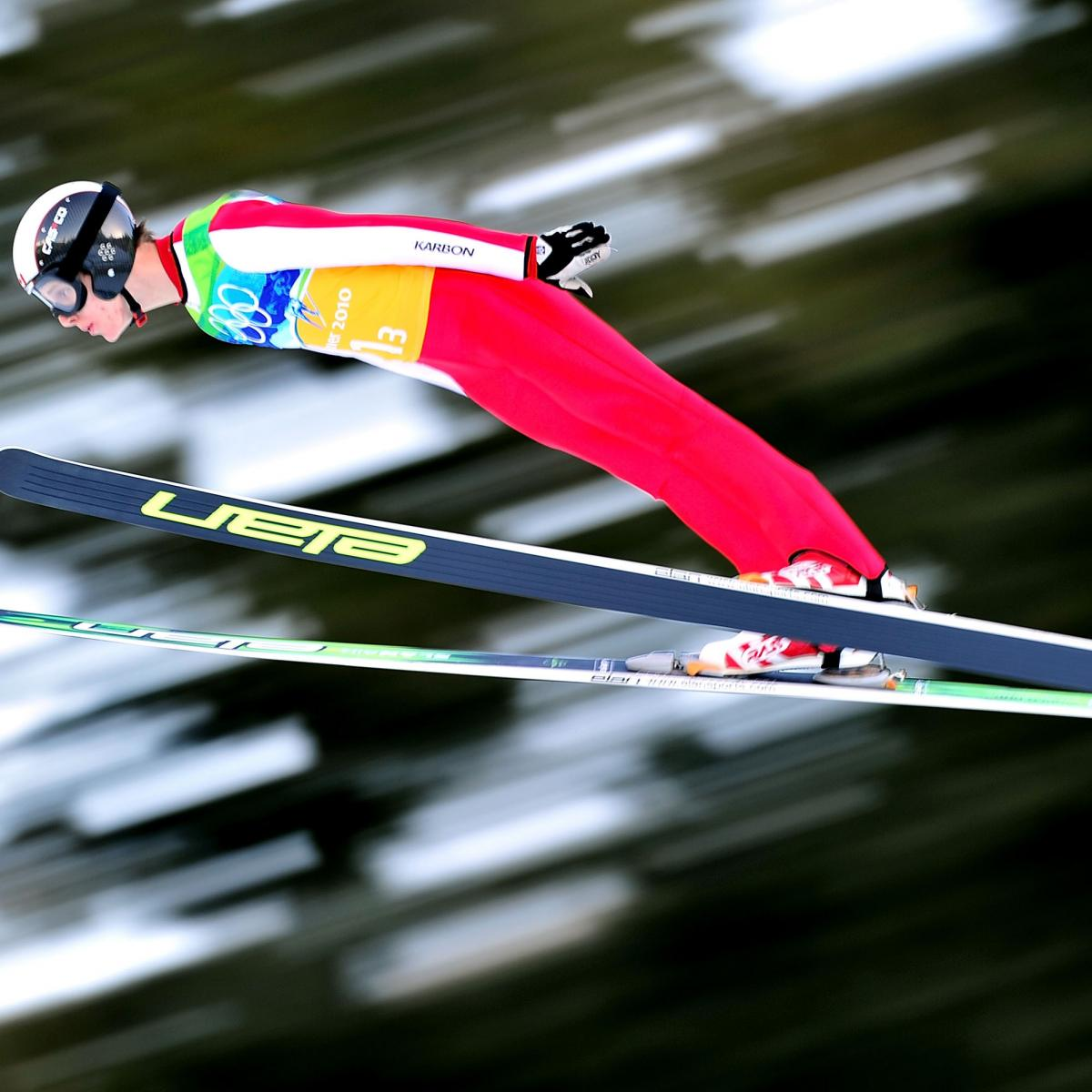 Power Ranking the Best Winter Olympic Sports