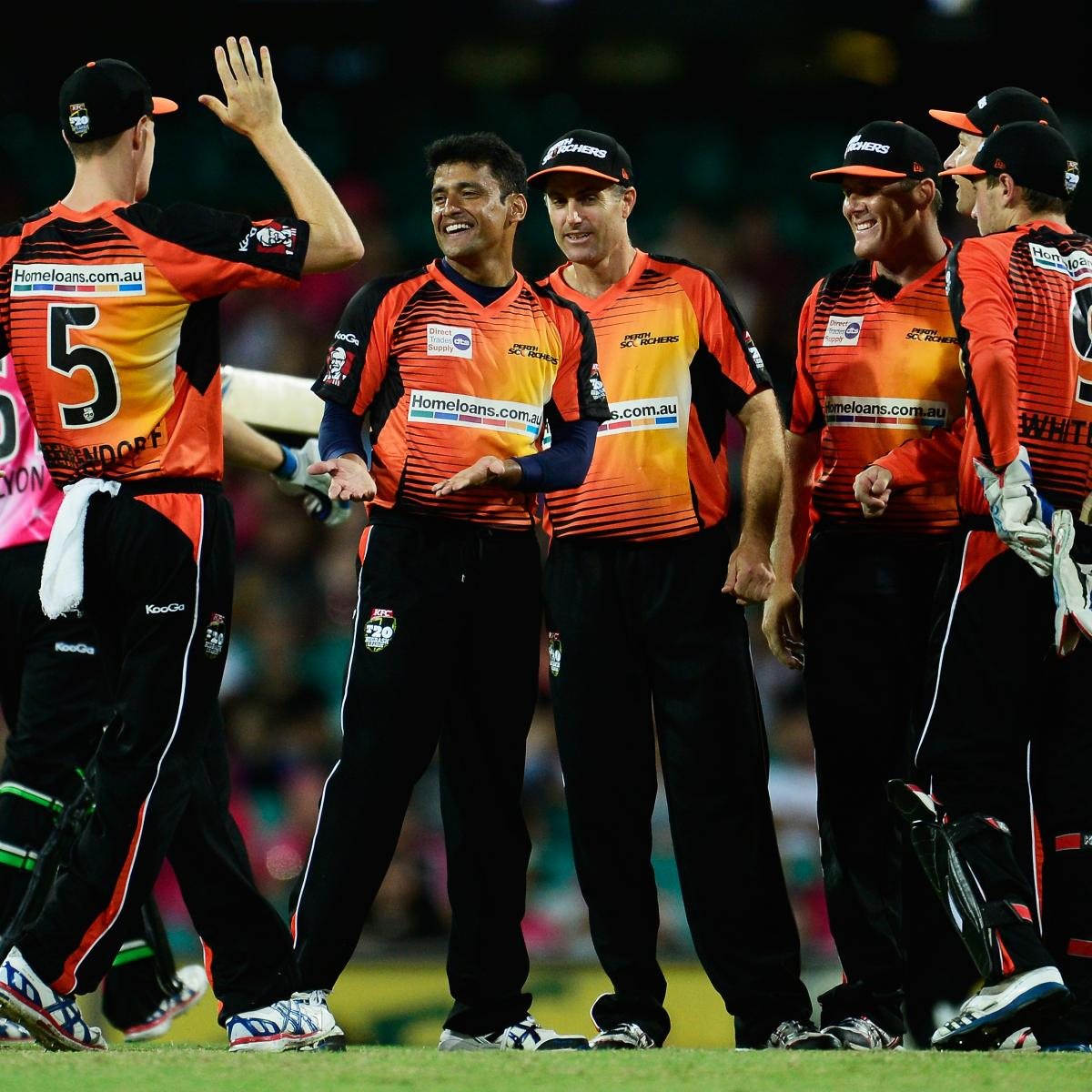 Sydney Sixers vs. Perth Scorchers, BBL Semifinal: Date ...
