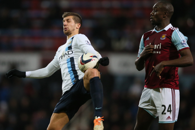 Declining Form of Matija Nastasic Needed Manchester City January Transfer Remedy