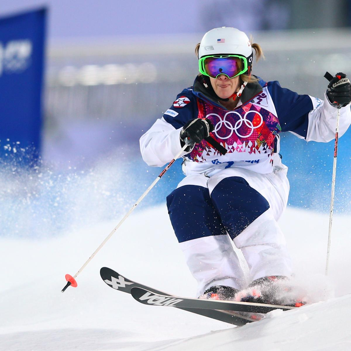 Women's Freestyle Skiing Moguls Olympics 2014: Full Qualifying Results, Scores