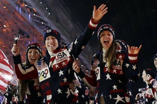 2014 Winter Olympics: Highlights of Opening Ceremonies in Sochi