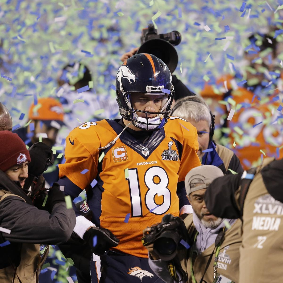 Denver Broncos: Team Needs To Use Super Bowl Loss As