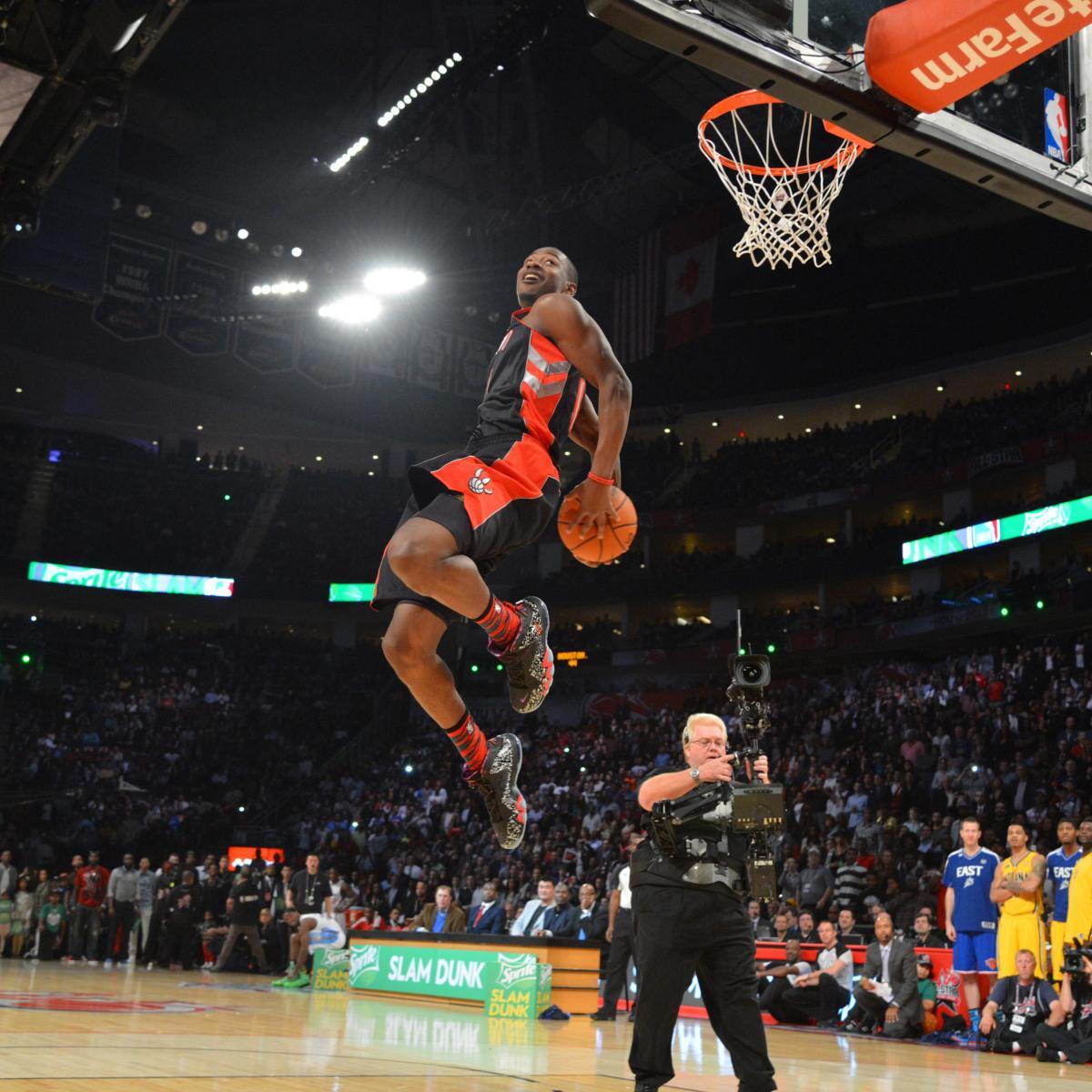 NBA Slam Dunk Contest 2014: Predicting Who Will Pull Off