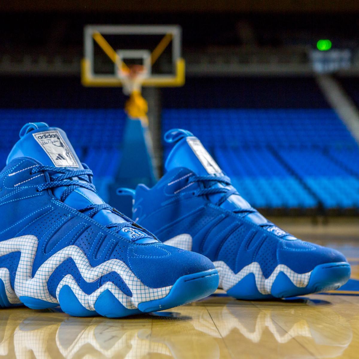 f812b66236a Adidas Honors Kareem Abdul-Jabbar with  The Blueprint  Crazy 8 Shoe ...