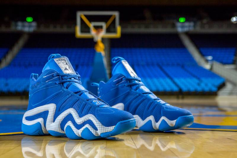 7b1a67864b18 Adidas Honors Kareem Abdul-Jabbar with  The Blueprint  Crazy 8 Shoe ...