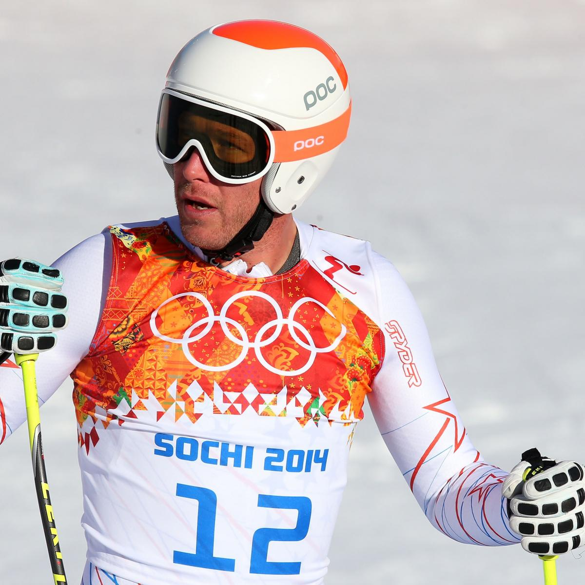 Bode Miller: Bode Miller Fails To Medal In Men's Super Combined Final