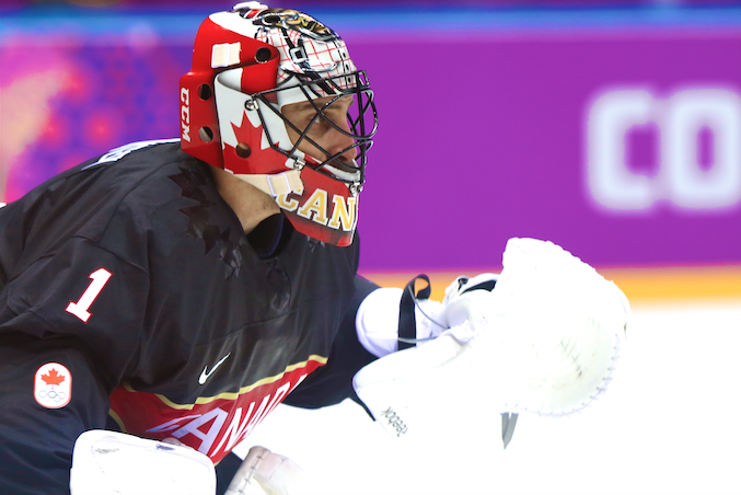 new style 5fd7a eaf7a Who's Team Canada's Best Bet as Olympic Goalie: Roberto ...