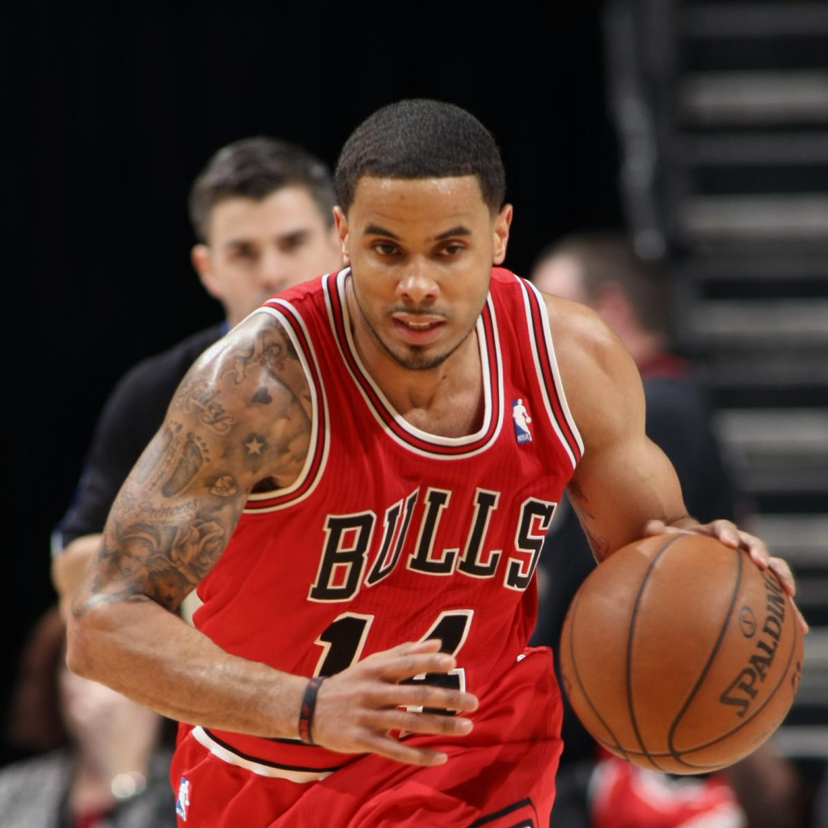 D.J. Augustin Deserves to Be Part of Chicago Bulls Long ...
