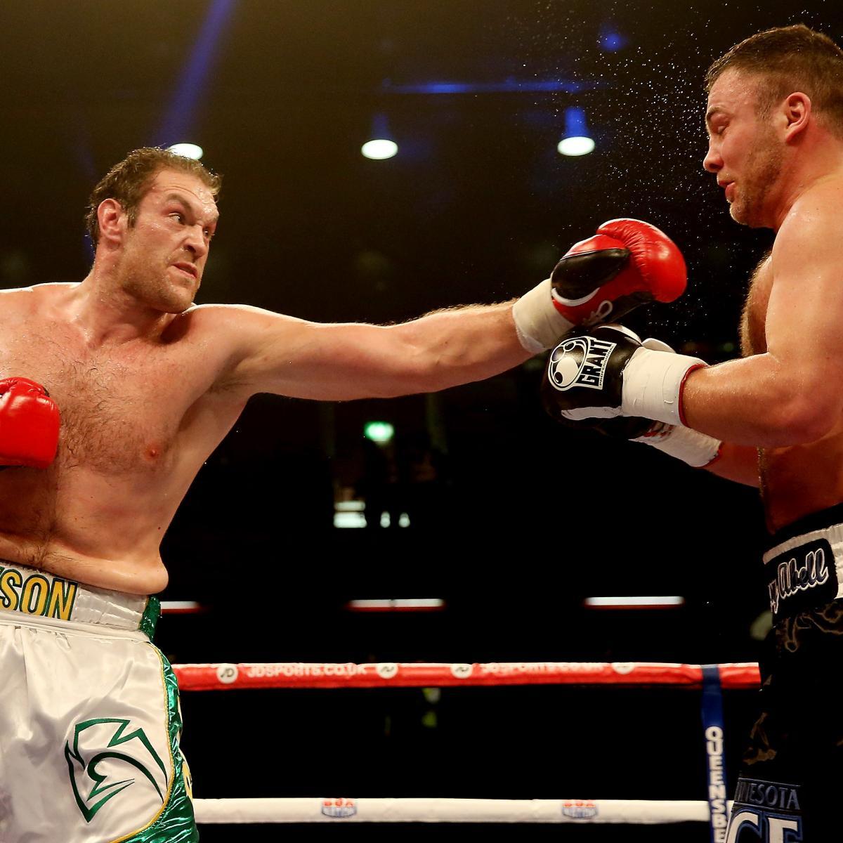 Tyson Fury Vs. Joey Abell: Winner, Recap And Analysis