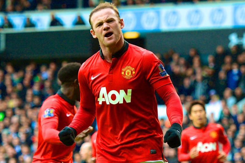 89663bc5 Is It Time Manchester United Fans Forgive Wayne Rooney? | Bleacher ...