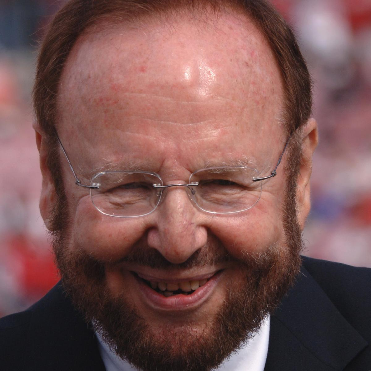 5 Questions You D Love To Ask Manchester United Owner Malcolm Glazer Bleacher Report Latest News Videos And Highlights