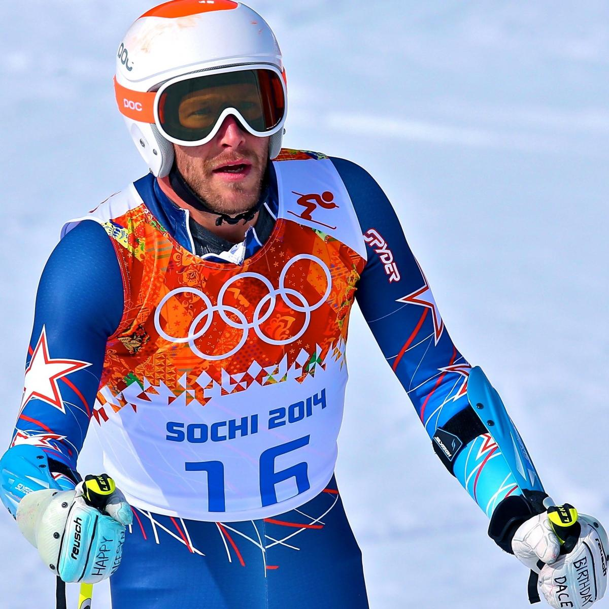 Bode Miller: Bode Miller Injured, Fails To Medal In Men's Giant Slalom