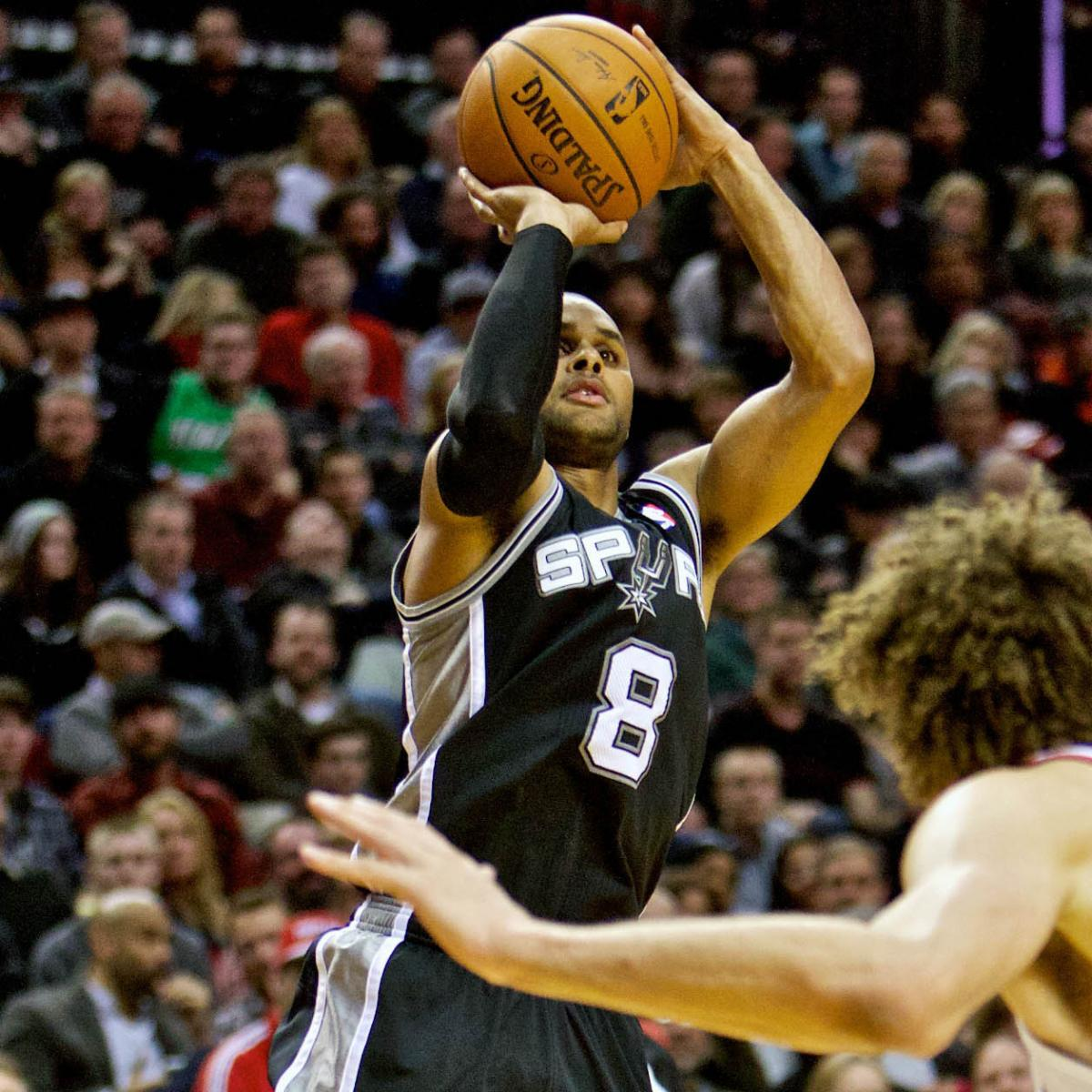 San Antonio Spurs Vs Portland Trail Blazers Live Score