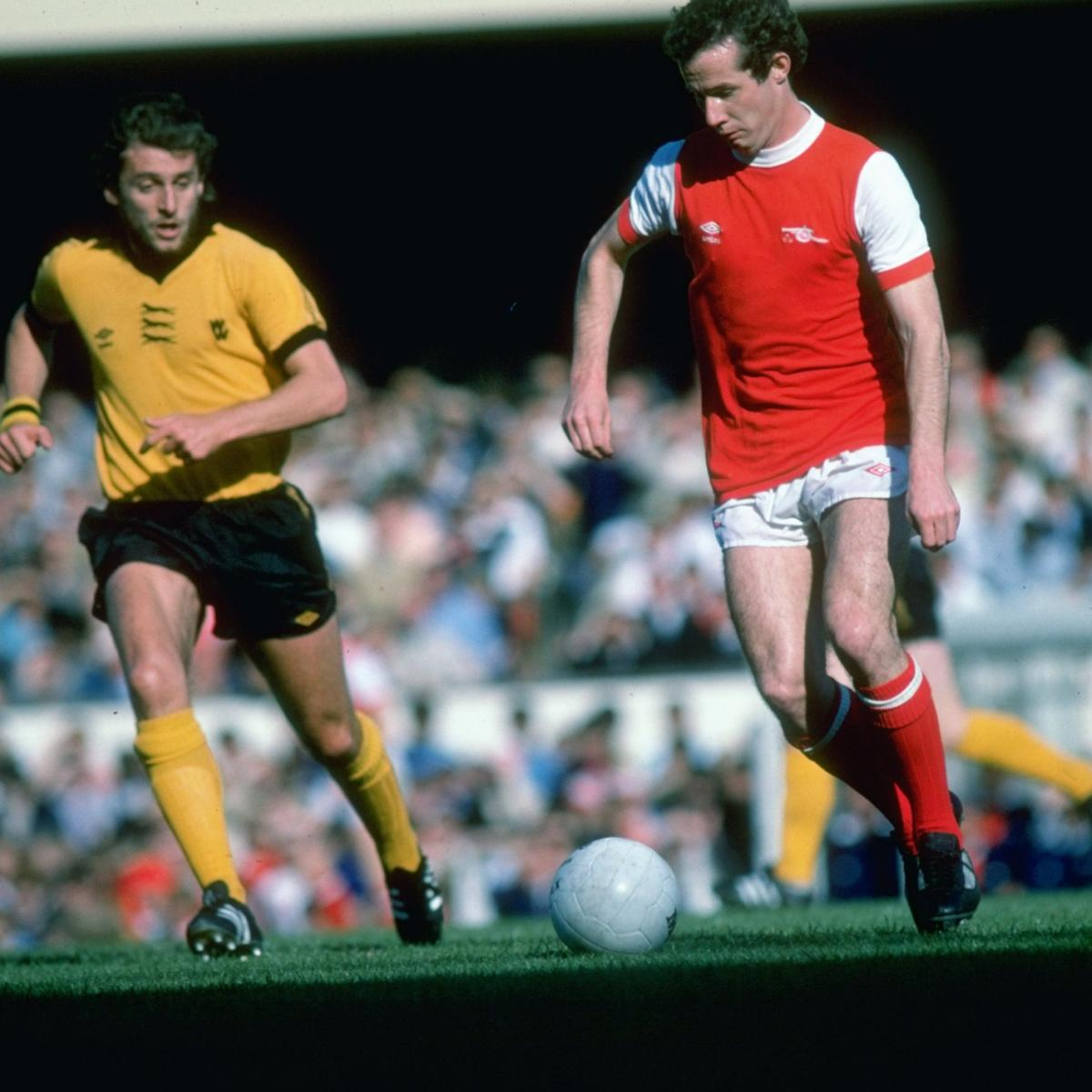 50 Years of Arsenal Home Kits from 1964 to 2014  02ac8611b