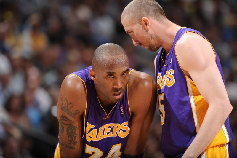 e52aac13d9c Is Kobe Bryant Ready to Accept Big Changes on the LA Lakers ...
