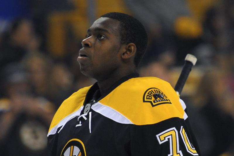 Should The Boston Bruins Use Top Goalie Prospect Malcolm Subban As