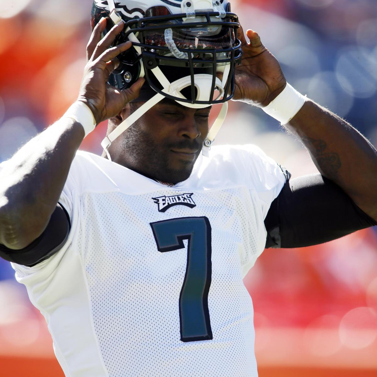 b15a0caae Why the New York Jets Should Sign Michael Vick