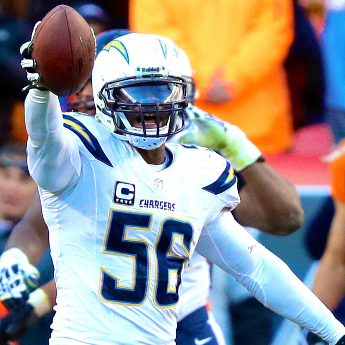 San Diego Chargers Game Live Online Free: Donald Butler And San Diego Chargers Agree To New Deal
