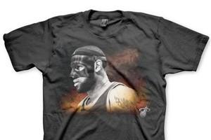 brand new e9a99 6861e LeBron James' Mask Now Has Its Own T-Shirt | Bleacher Report ...