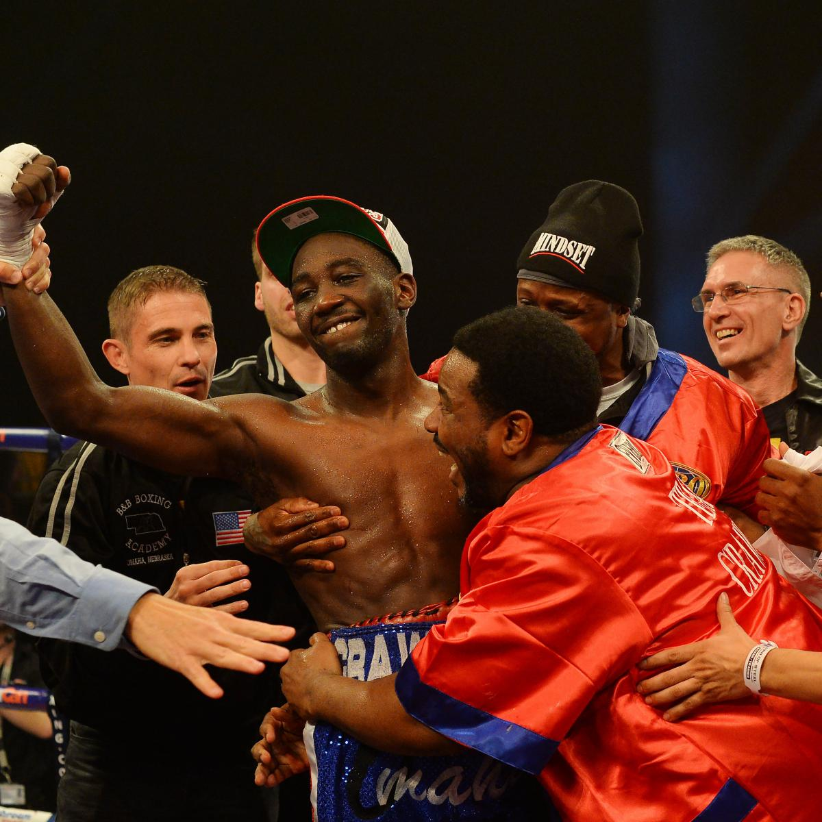 Ricky Burns Vs. Terence Crawford: Live Round-by-Round