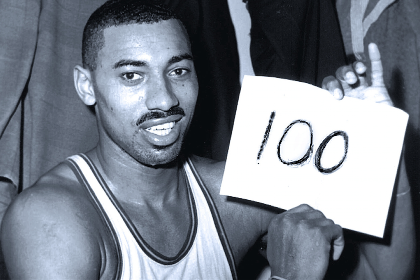 The Truth Behind Wilt Chamberlain's 100-Point Game | Bleacher Report |  Latest News, Videos and Highlights