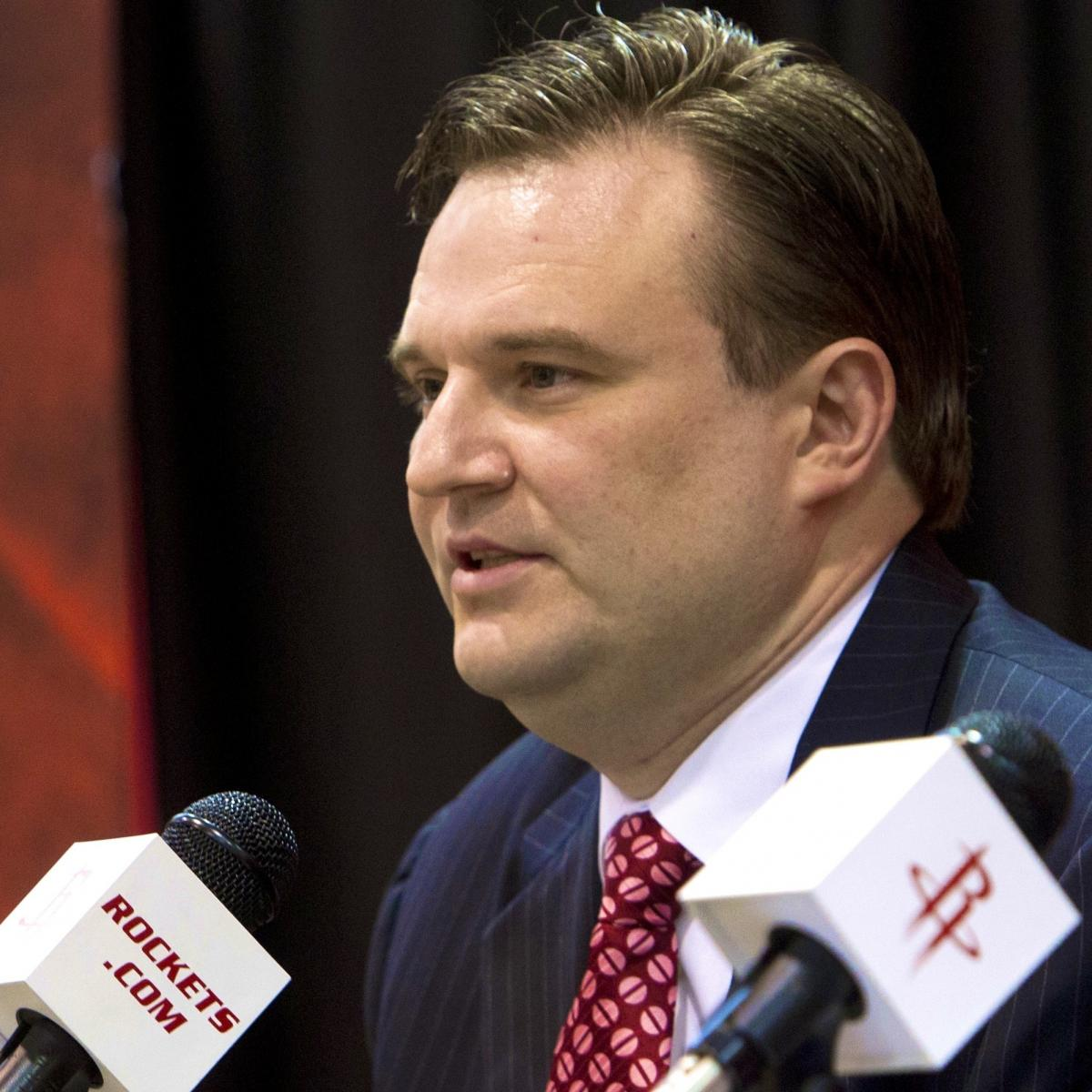 Houston Rockets News Trade: Houston GM Daryl Morey Admits Rockets Tried To Trade For