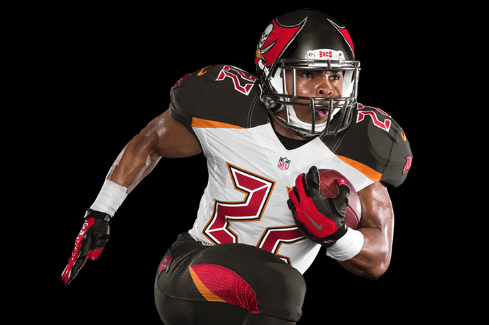 big sale a0d1f bc442 Tampa Bay Buccaneers Reveal New Uniforms: Latest Team ...