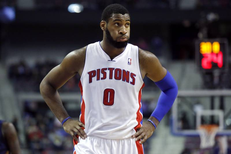 Image result for andre drummond sad